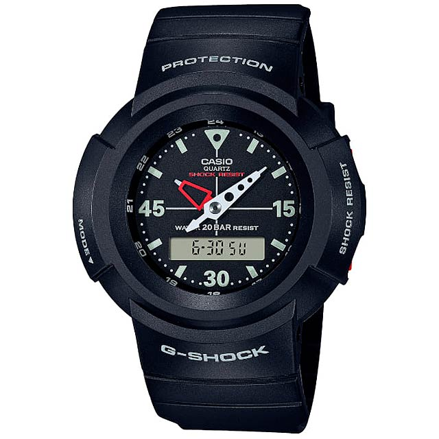 【G-SHOCK】AW-500E-1EJF