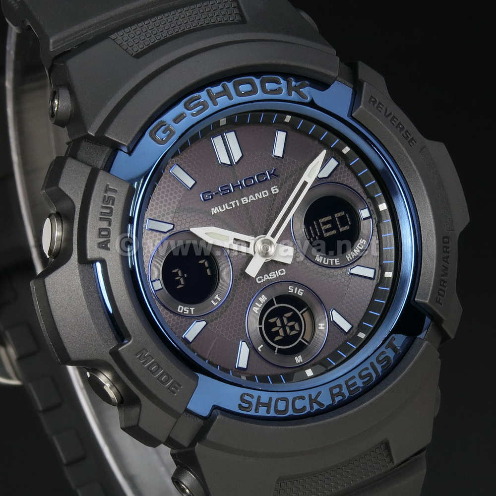 【G-SHOCK】AWG-M100A-1AJF