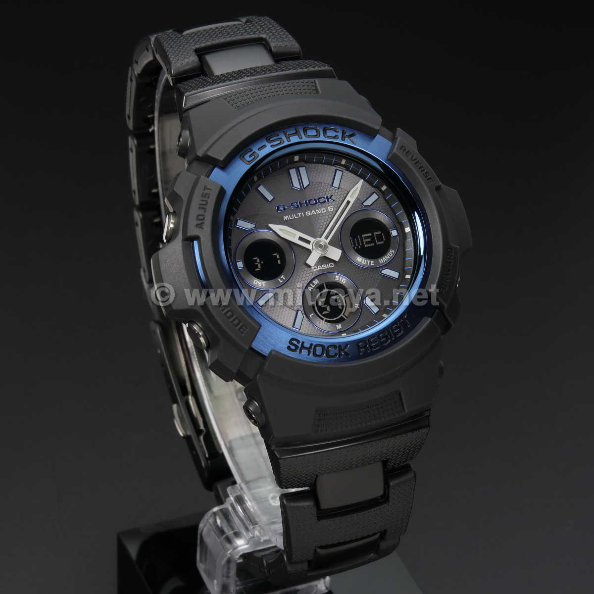【G-SHOCK】AWG-M100BC-2AJF