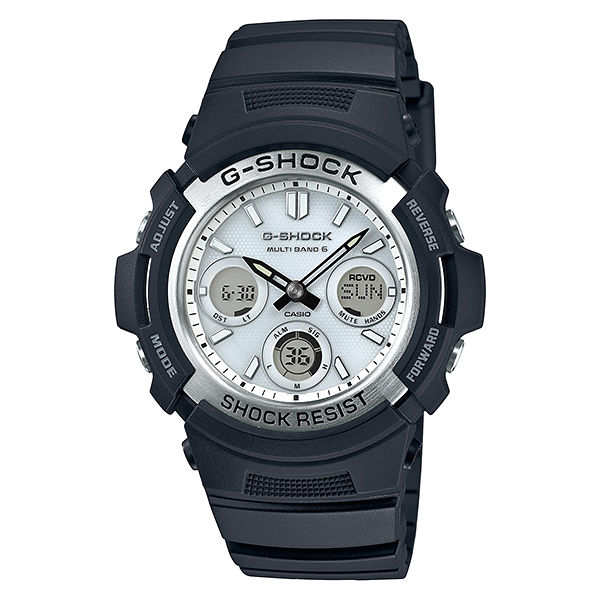 【G-SHOCK】AWG-M100S-7AJF