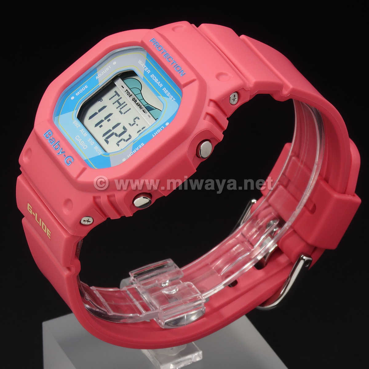 【BABY-G】BLX-560VH-4JF