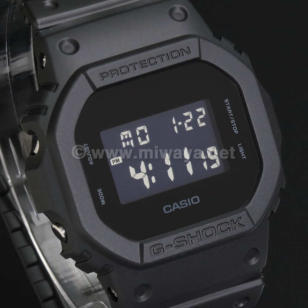 【G-SHOCK】DW-5600BB-1JF