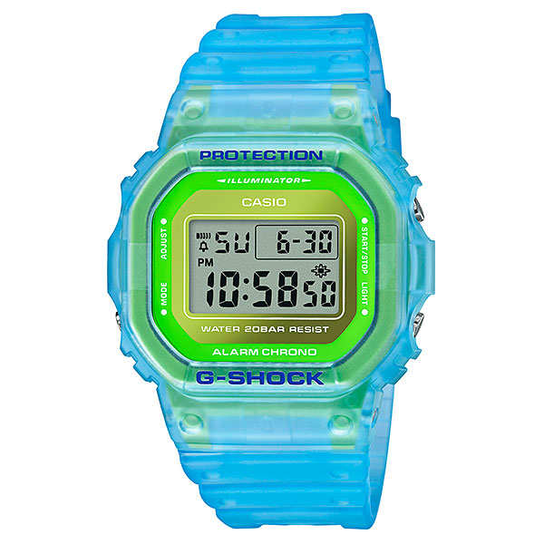 【G-SHOCK】DW-5600LS-2JF
