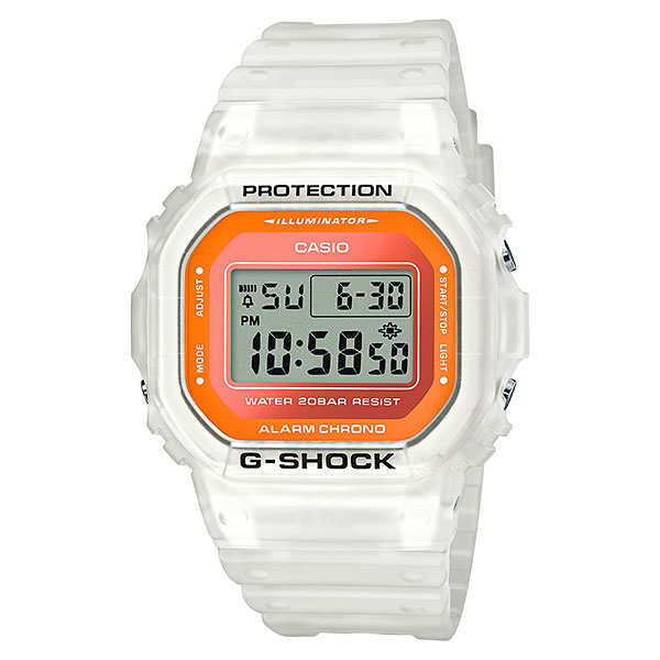 【G-SHOCK】DW-5600LS-7JF