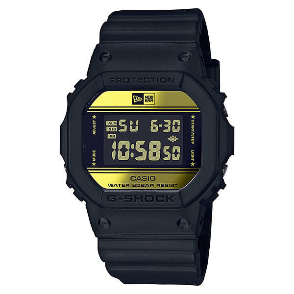 【G-SHOCK】DW-5600NE-1JR