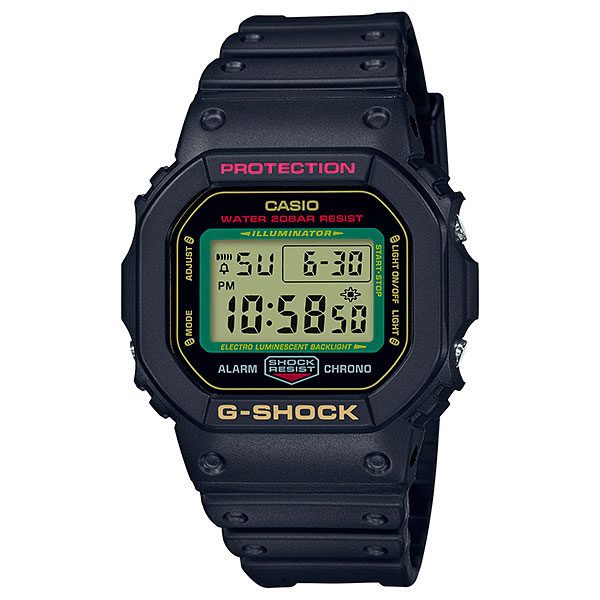 【G-SHOCK】DW-5600TMN-1JR
