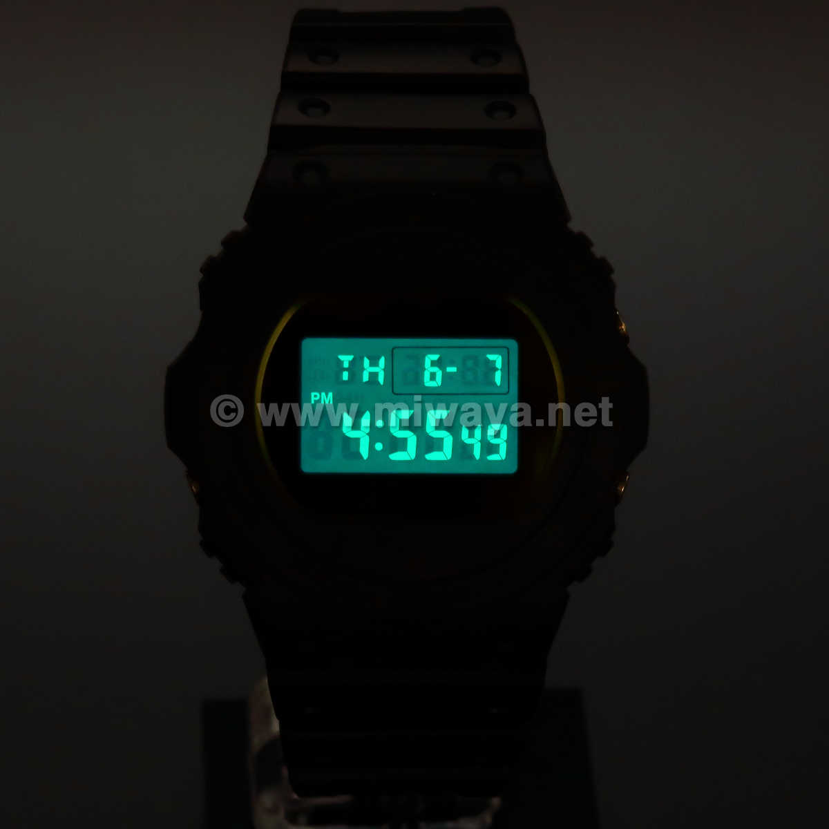 【G-SHOCK】DW-5700BBMB-1JF