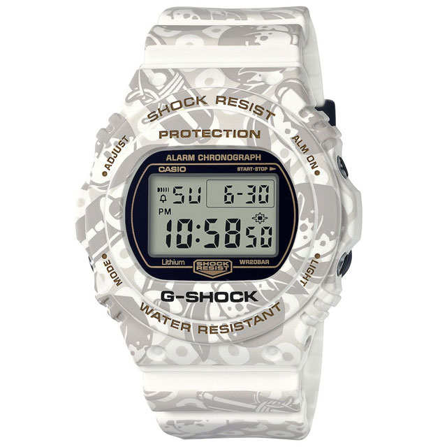 【G-SHOCK】DW-5700SLG-7JR