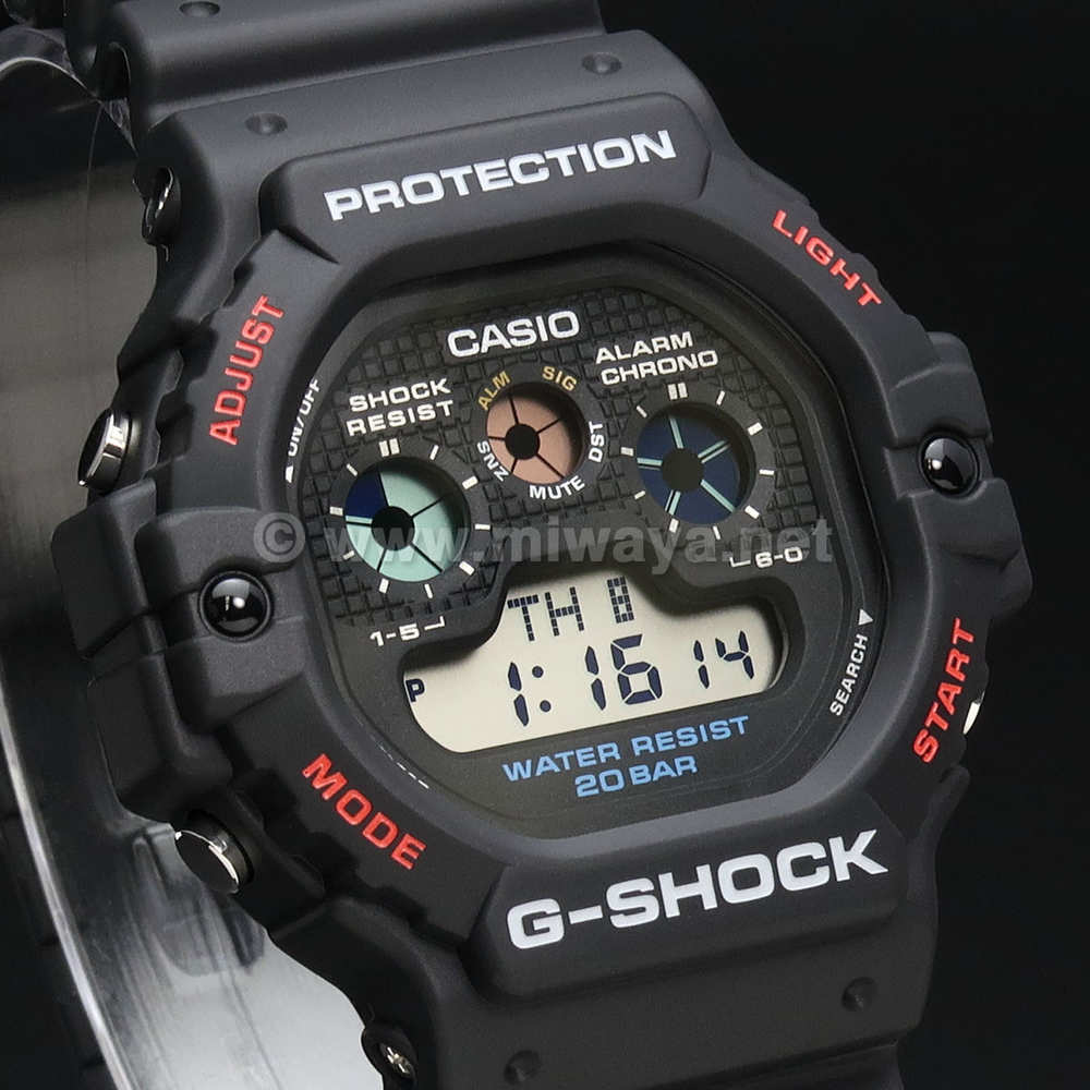 【G-SHOCK】DW-5900-1JF