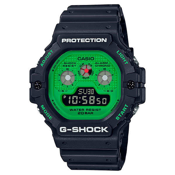 【G-SHOCK】DW-5900RS-1JF