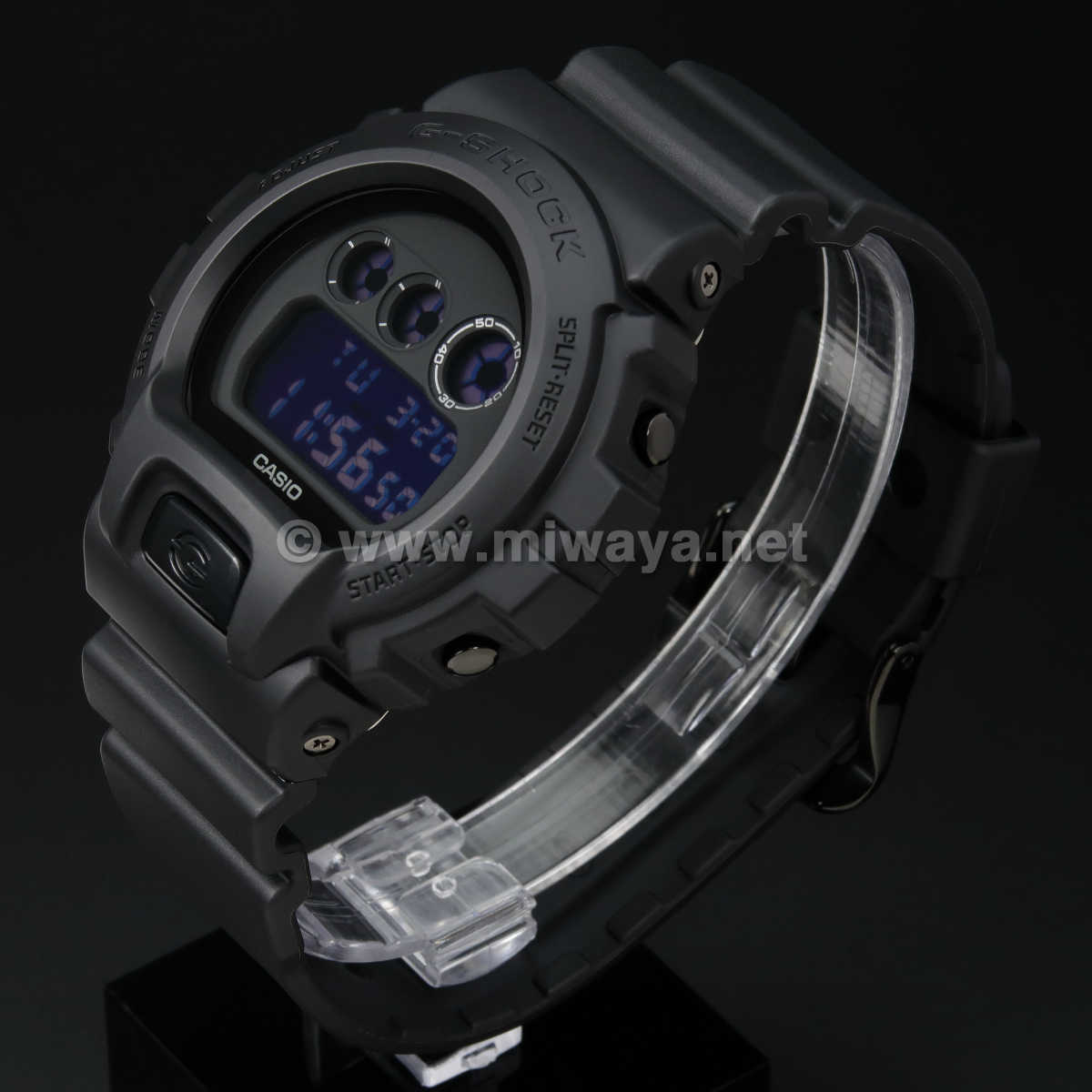 【G-SHOCK】DW-6900BB-1JF