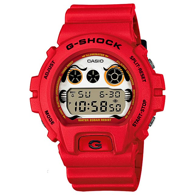 【G-SHOCK】DW-6900DA-4JR