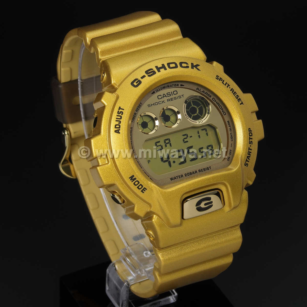 【G-SHOCK】DW-6900GD-9JF