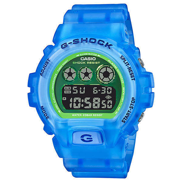 【G-SHOCK】DW-6900LS-2JF