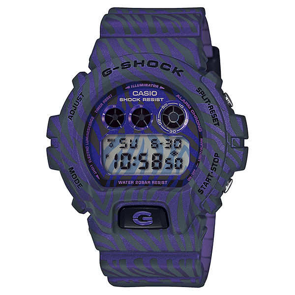 【G-SHOCK】DW-6900ZB-2JF