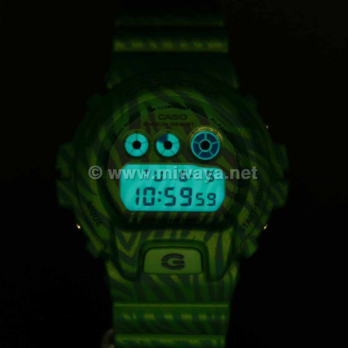 【G-SHOCK】DW-6900ZB-3JF