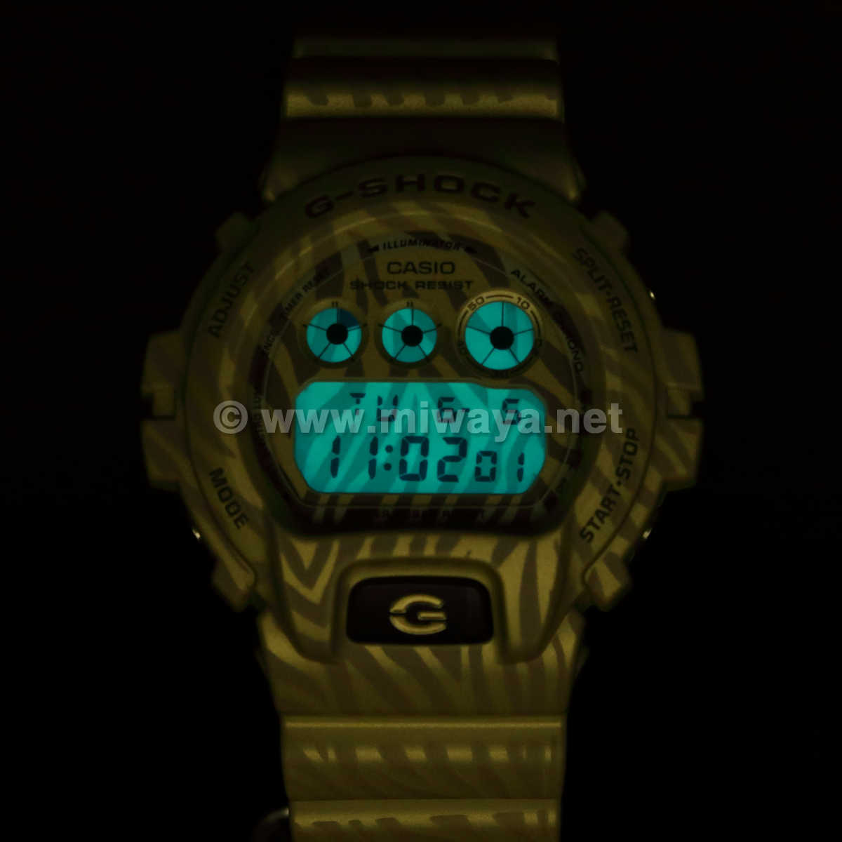 【G-SHOCK】DW-6900ZB-9JF