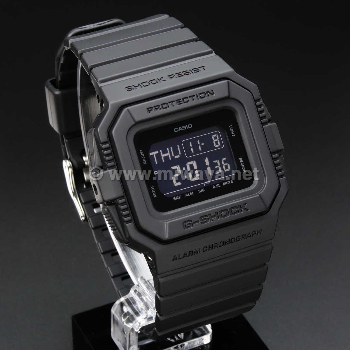 【G-SHOCK】DW-D5500BB-1JF