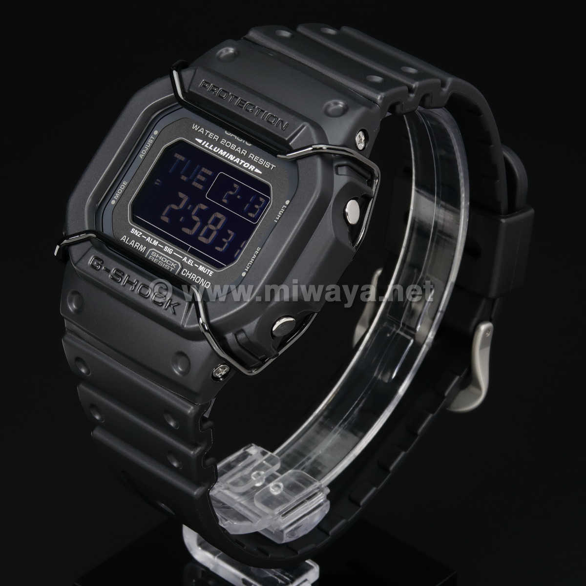 【G-SHOCK】DW-D5600P-1JF