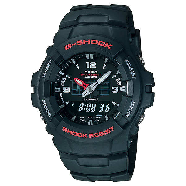 【G-SHOCK】G-100-1BMJF