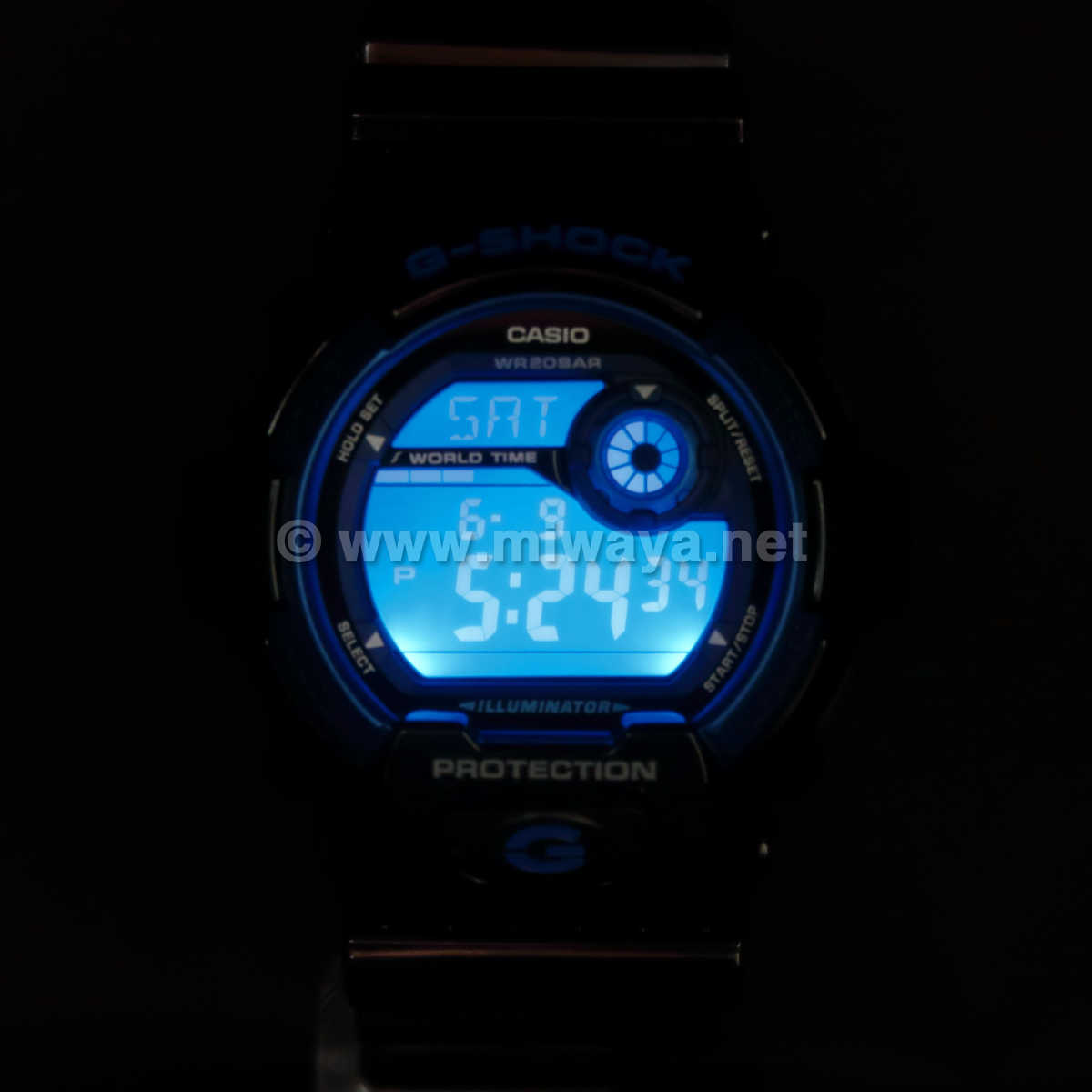 【G-SHOCK】G-8900A-1JF
