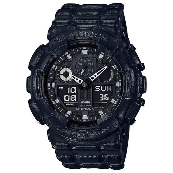 【G-SHOCK】GA-100BT-1AJF