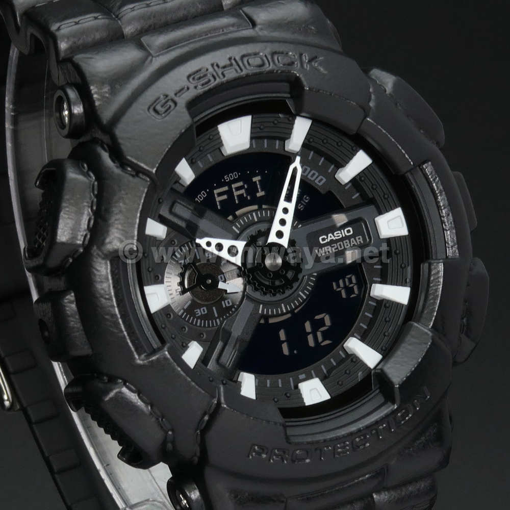 【G-SHOCK】GA-110BT-1AJF