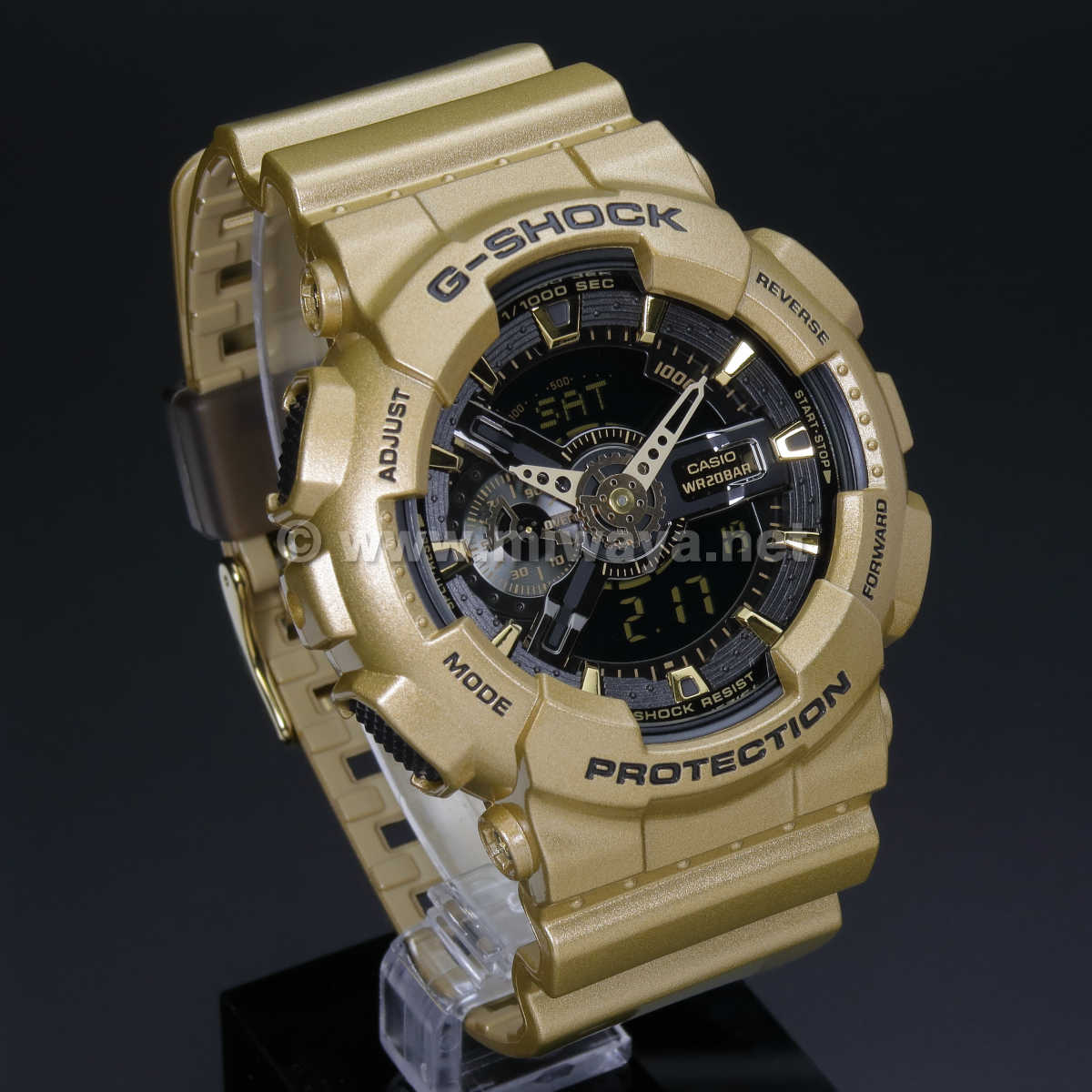 【G-SHOCK】GA-110GD-9BJF