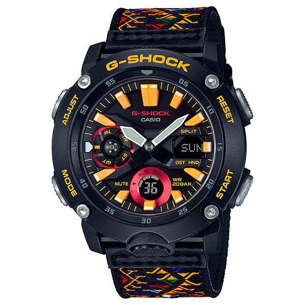 【G-SHOCK】GA-2000BT-1AJR