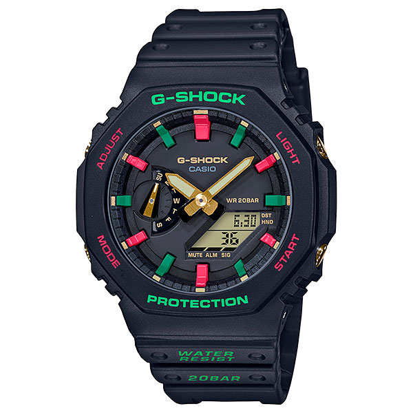 【G-SHOCK】GA-2100TH-1AJF