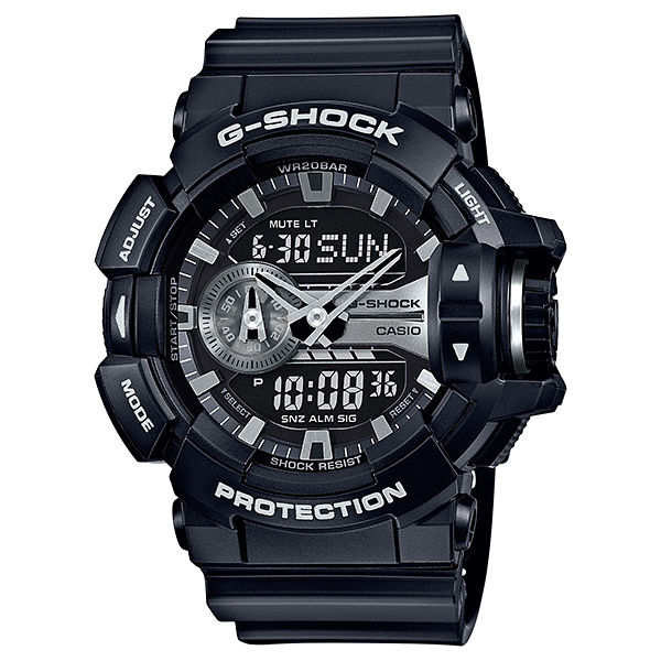 【G-SHOCK】GA-400GB-1AJF