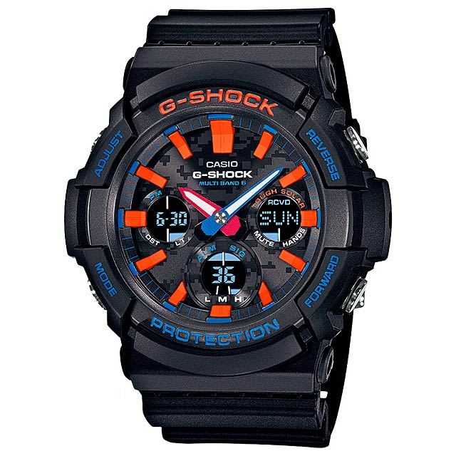 【G-SHOCK】GAW-100CT-1AJF