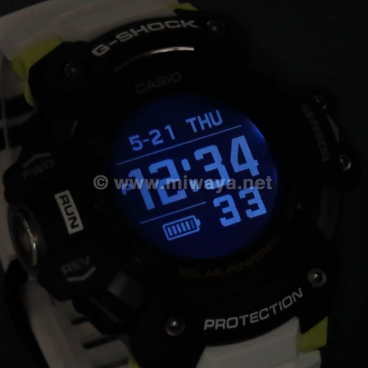 【G-SHOCK】GBD-H1000-1A7JR