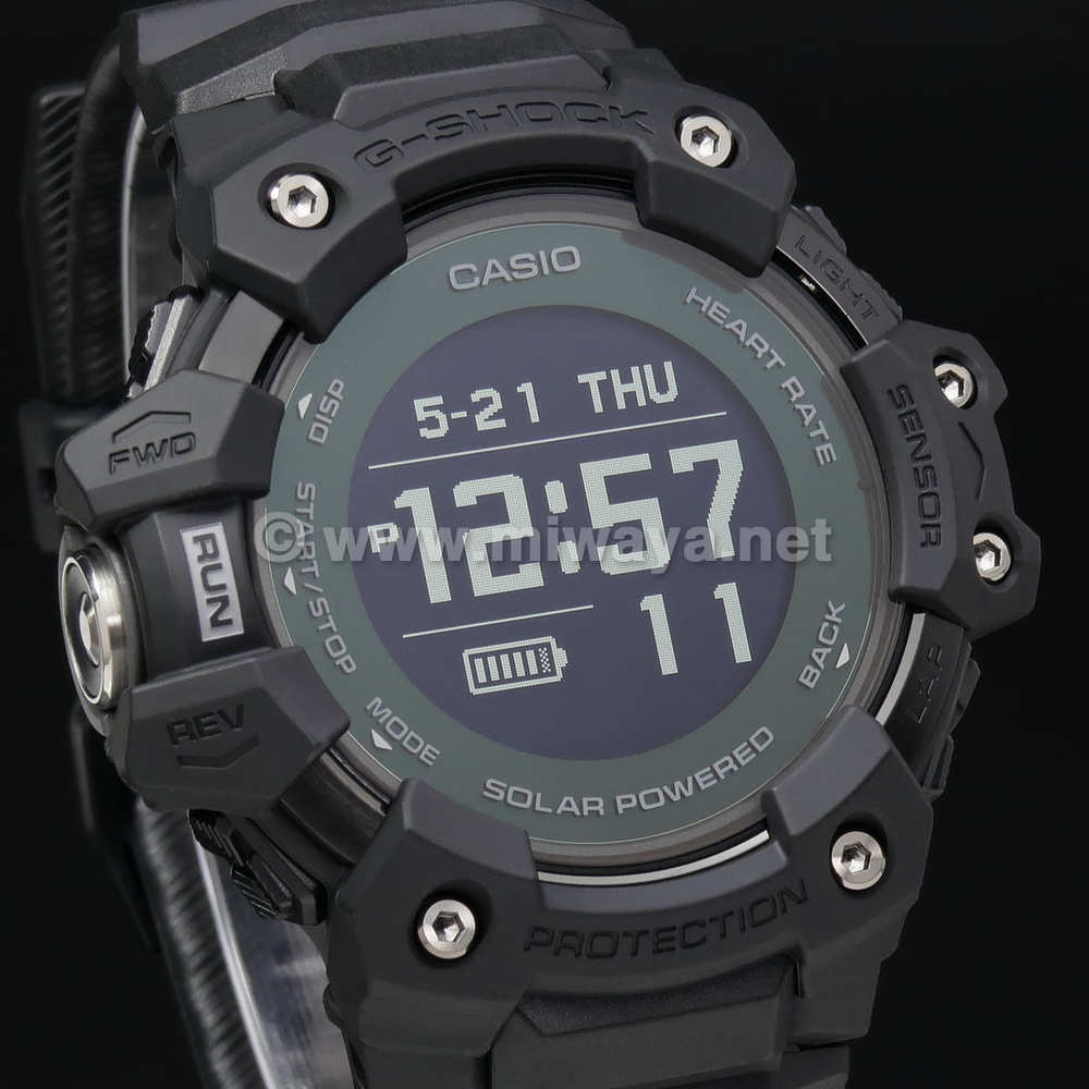 【G-SHOCK】GBD-H1000-1JR
