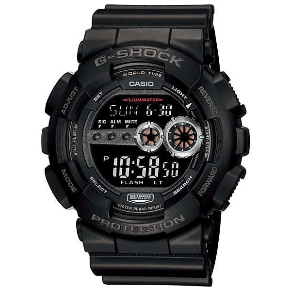 【G-SHOCK】GD-100-1BJF