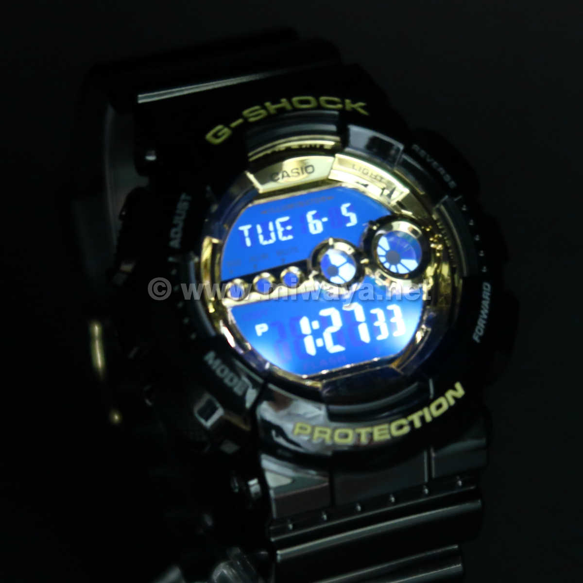 【G-SHOCK】GD-100GB-1JF
