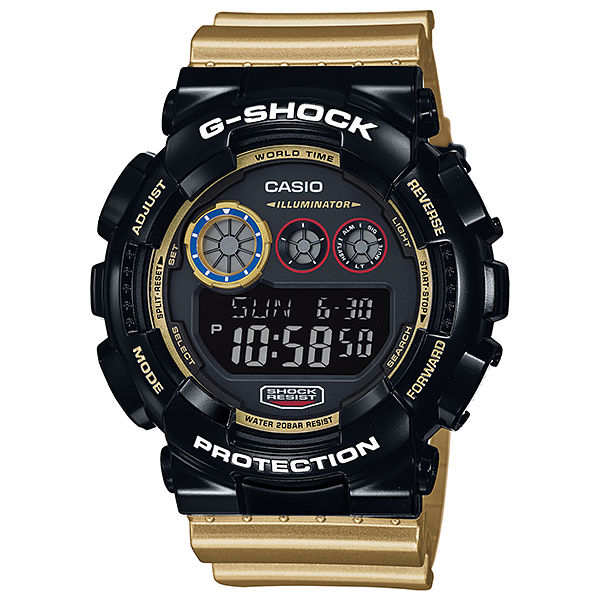 【G-SHOCK】GD-120CS-1JF