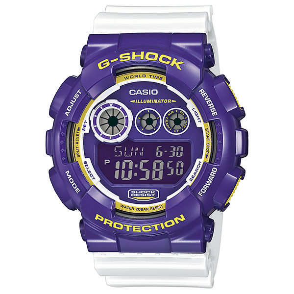 【G-SHOCK】GD-120CS-6JF