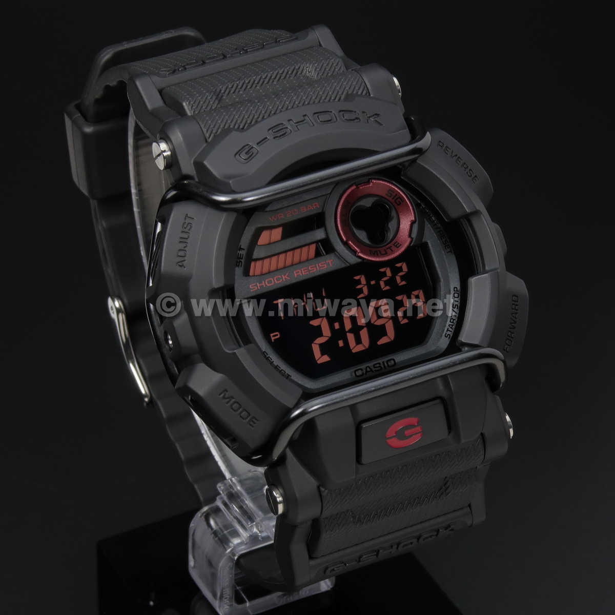 【G-SHOCK】GD-400-1JF
