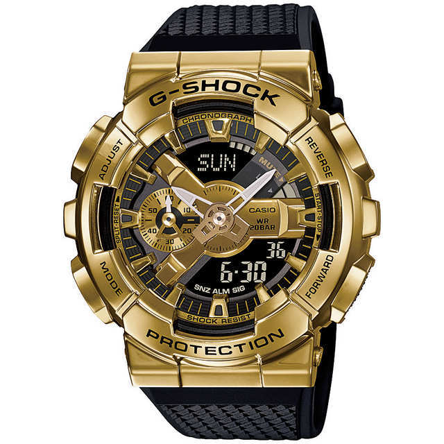 【G-SHOCK】GM-110G-1A9JF