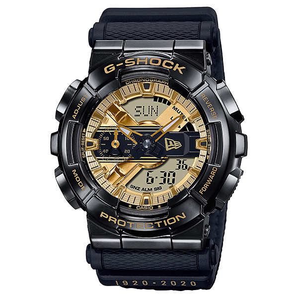 【G-SHOCK】GM-110NE-1AJR