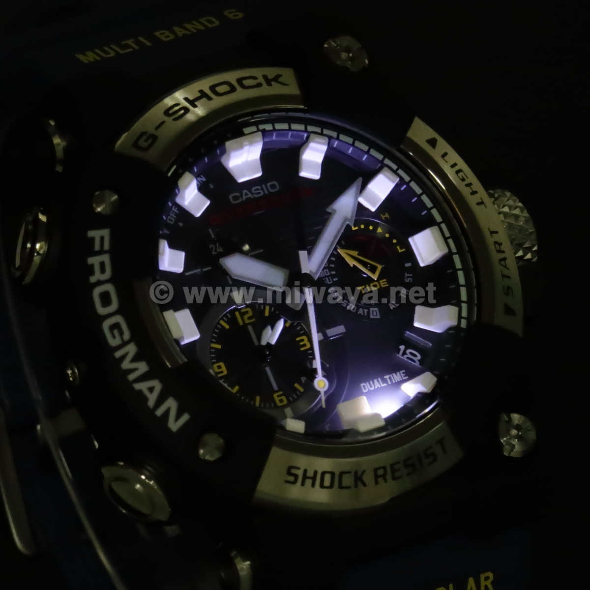 【G-SHOCK】GWF-A1000-1A2JF