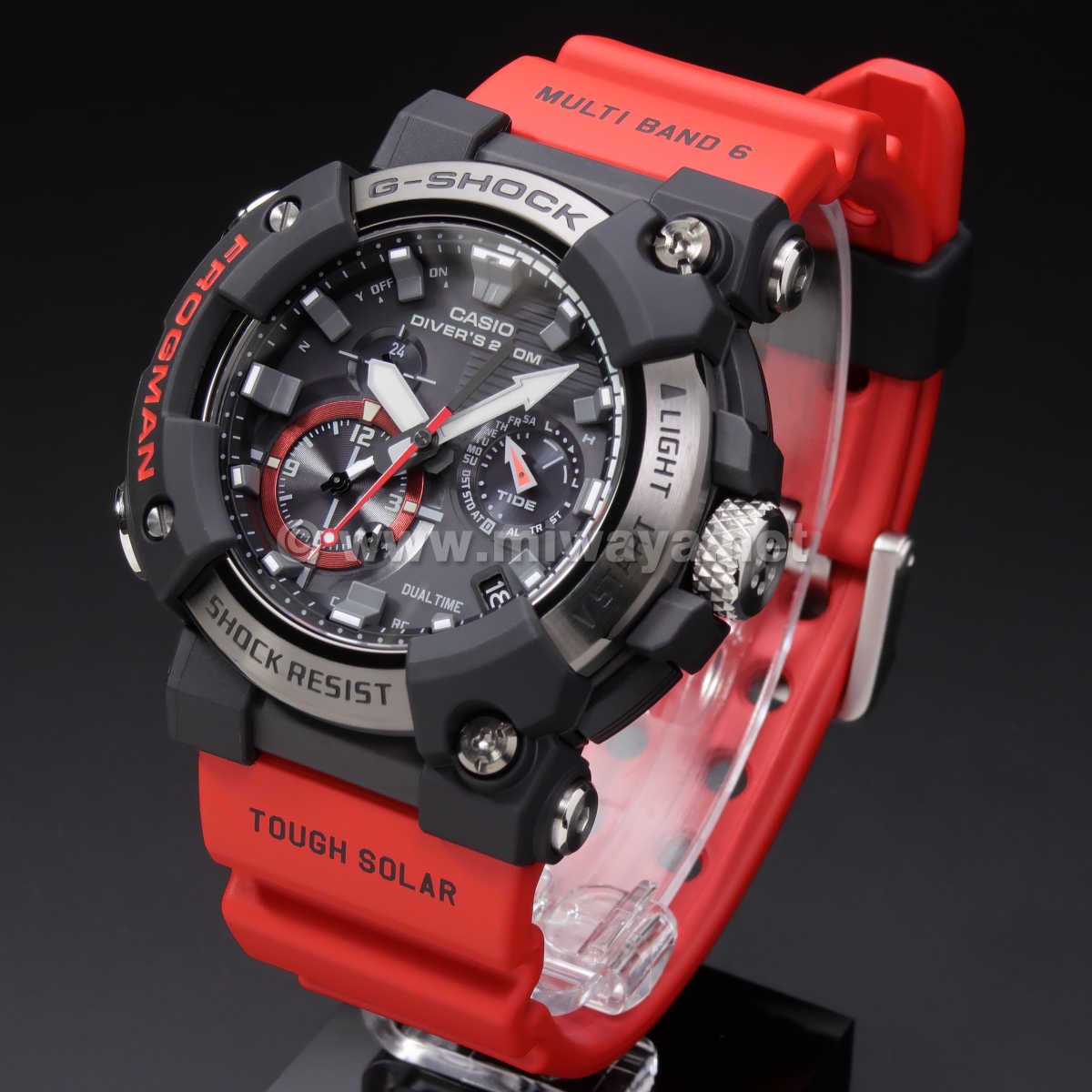 【G-SHOCK】GWF-A1000-1A4JF