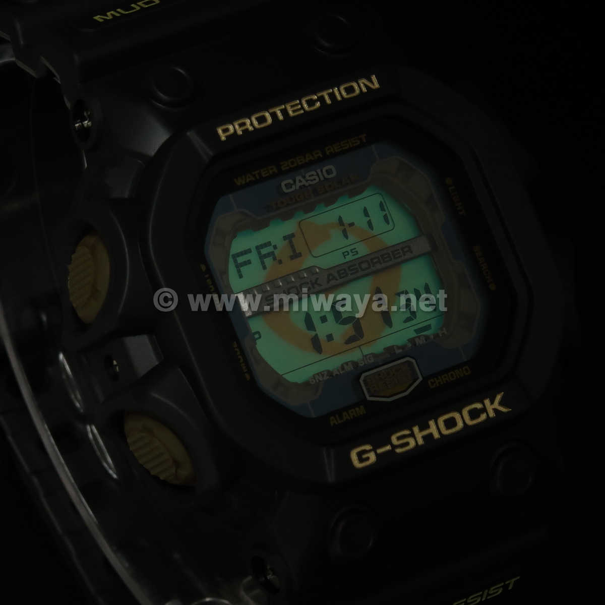【G-SHOCK】GX-56SLG-1JR