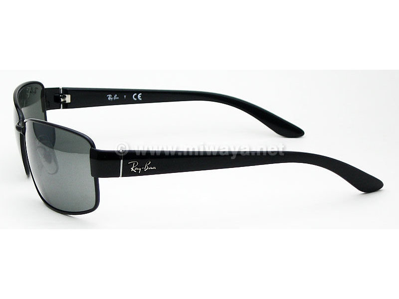 【RayBan】RB3512D 002/6G 62